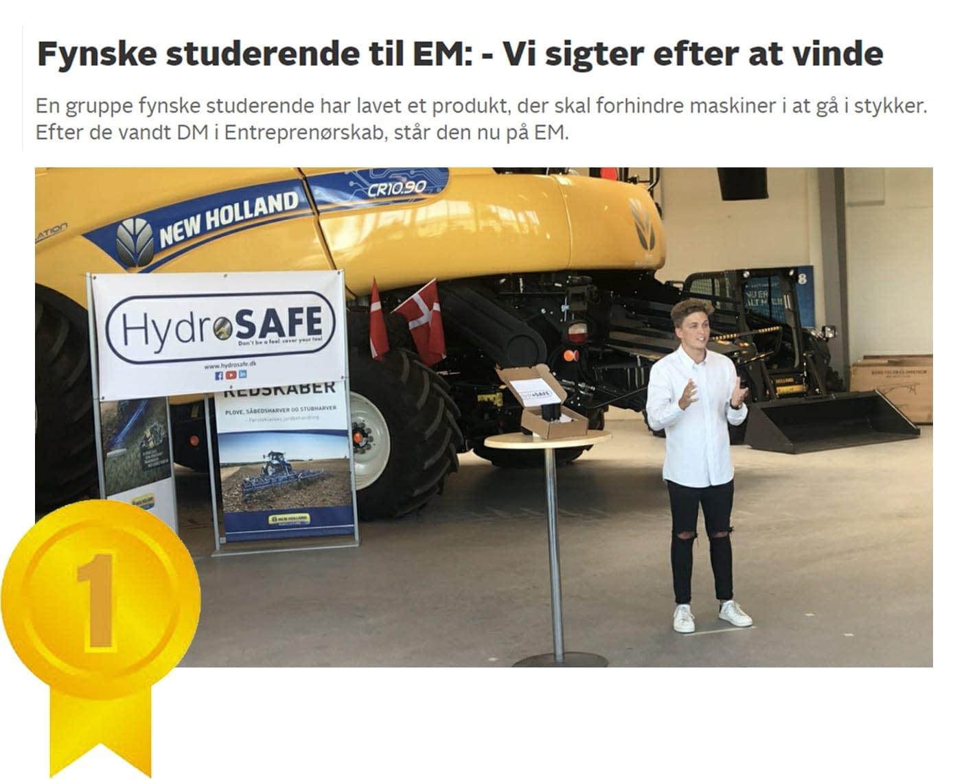 Danmarksmesterskabet i entreprenørskab