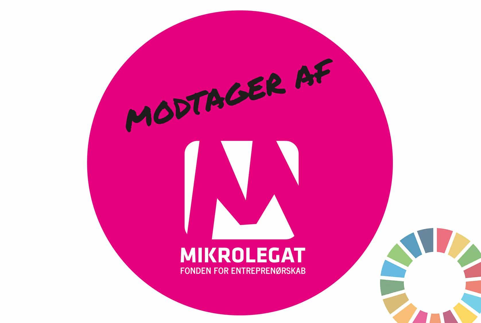 Modtager af Mikrolegat